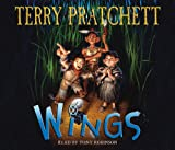 Wings: The Third Book of the Nomes (Bromeliad Trilogy) Terry Pratchett