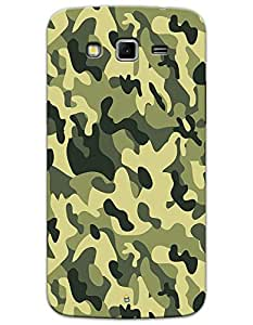 Military - Green Army Camo - case for Samsung Galaxy Grand 2 G7106
