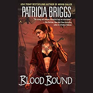 Blood Bound: Mercy Thompson, Book 2 | [Patricia Briggs]