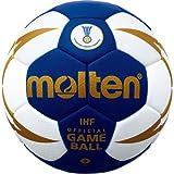 molten(モルテン) ハンドボール ヌエバX5000 H3X5001-BW ブルー×ホワイト 3号球