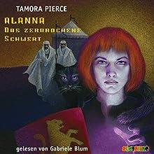 Das zerbrochene Schwert (Alanna 3) Hörbuch von Tamora Pierce Gesprochen von: Gabriele Blum