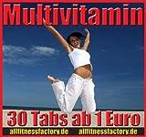 Multi Vitamin Mineralstoffe Monatspackung Filmtabletten (EUR0,13/Stk)