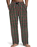 Champion Hanes Men's Logo Woven Plaid Pants 2000B/2000BX