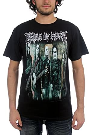 cradle of filth mens thank your scars t shirt music fan t shirts. Black Bedroom Furniture Sets. Home Design Ideas