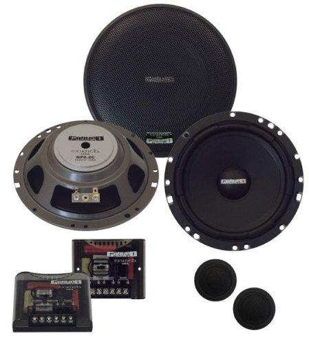 Crunch GP 6.2 C Auto-Lautsprecher