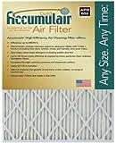 Accumulair™ Gold MERV 8 Air Filter/Furnace Filters (4 pack)