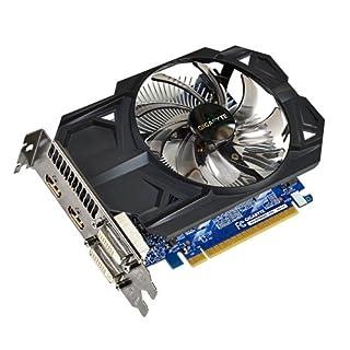 GIGABYTE ビデオカード Geforce GTX750搭載 GV-N750OC-2GI