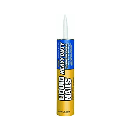 Liquid Nails LN903 10-Ounce Heavy-Duty Liquid Nails Construction Adhesive