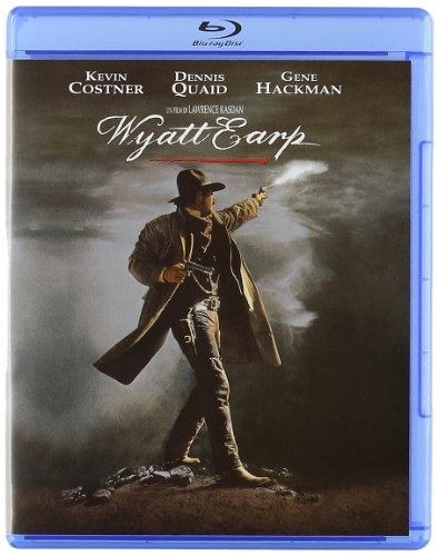 Wyatt Earp [Blu-ray] [IT Import]
