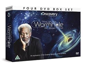 Morgan Freeman Through The Wormhole Gift Set [DVD]