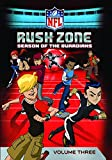 NFL Rush Zone: Seasons of the Guardian vol 3