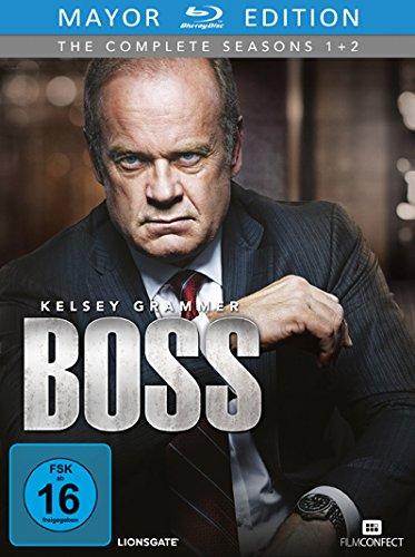 Boss - Die komplette Serie [Blu-ray]