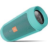 JBL Charge 2 Plus Splashproof Portable Bluetooth Speaker (Teal)