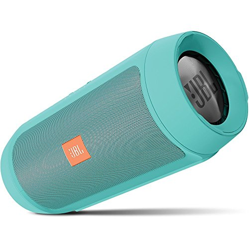 Portable Bluetooth Speaker Jbl Charge 2: Brand New JBL Charge 2+ Splashproof Portable Bluetooth Speaker (Teal)