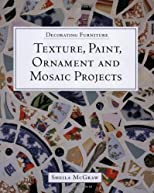 Texture, paint, ornament and mosaic projects