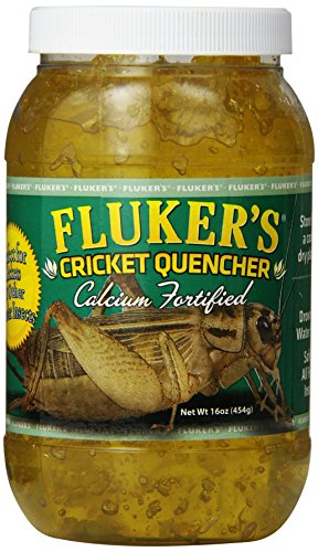 Flukers 16 Ounce Cricket Quencher Calcium Fortified