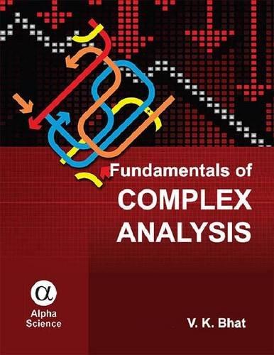 analysis complex Fundamentals of