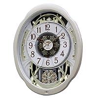 Rhythm Magic Motion Marvelous Clock - 4MH842WD18