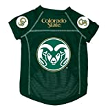 Dog Zone NCAA Pet Football Jersey X Large Colorado State University