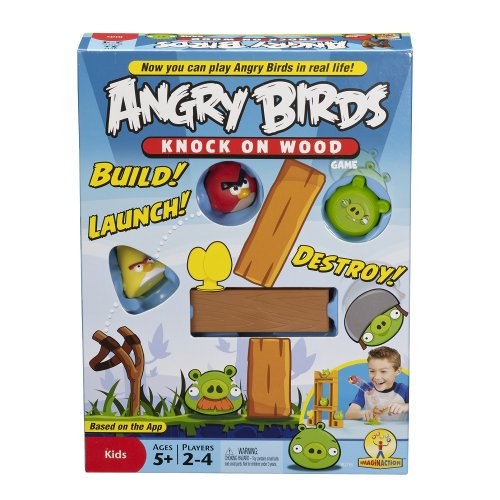 Angry Birds: Knock On Wood Game Picture