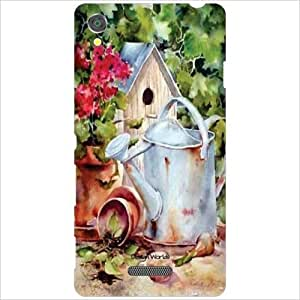 Design Worlds Back Cover Case For Sony Xperia T3 D5102