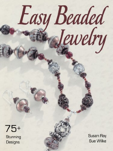 Easy Beaded Jewelry 75 Stunning Designs087349928X : image