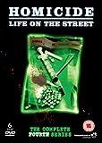 Homicide: Life on the Street - Season 4 - Complete [1996] [DVD]