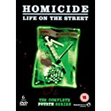 Homicide: Life on the Street - Season 4 - Complete [1996] [DVD]by Richard Belzer