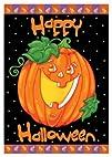 Toland Home Garden Happy Halloween Ga…