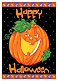 Toland Home Garden Happy Halloween House Flag 109268