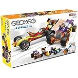 Geomag - Wheels Race Fantasy, juego de construcción (703)