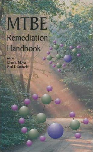 MTBE Remediation Handbook (ERCOFTAC Series)