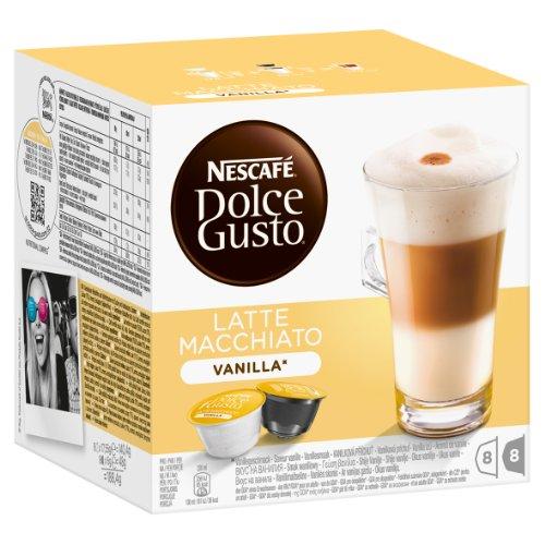 Nescafe Dolce Gusto Latte Vanilla