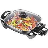 ELGENTO Electric Frying Pan, 30 cm