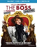 The Boss [Blu-ray + DVD + Digital Copy]