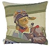 Urban Loft by Westex Dog Pilot Feather Filled Cushion, 20 x 20
