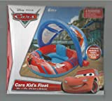Disney CARS Kid's Float Pool Water Strong Vinyl Blow up Inflatable 6 Months +