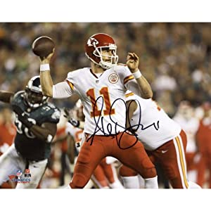 Alex Smith Kansas City Chiefs Autographed 8