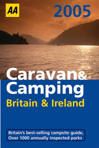 AA Caravan and Camping Britain and Ireland (AA
