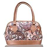 #7: Scarlett Premium Women's Handbag (Light Brown)