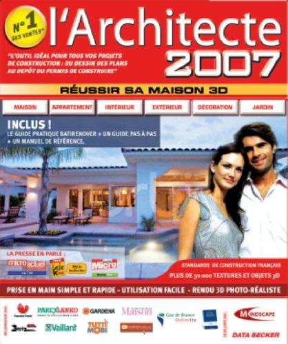 L'architecte 3D 2007