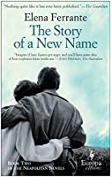 The Story of a New Name : My Brilliant Friend Book 2 (Neapolitan Novels)