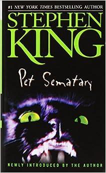 Pet Sematary: Stephen King: 9780743412278: Amazon.com: Books
