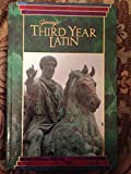 JENNEY'S THIRD YEAR LATIN GRADES 8-12 TEXT 1990C