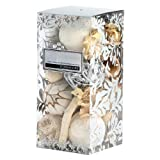 BOX SCENTED POT POURRI - WHITE MULBERRY