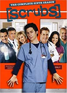 Scrubs: The Complete Sixth Season (Bilingual)