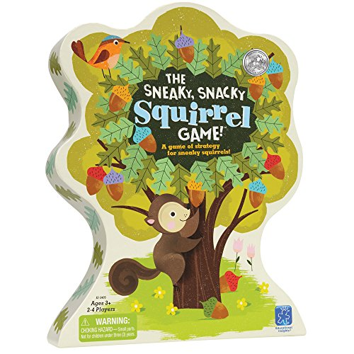 Educational Insights The Sneaky, Snacky Squirrel Game JungleDealsBlog.com
