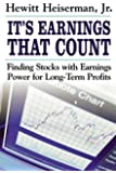 It's Earnings That Count: Finding Stocks with Earnings Power for Long-Term Profits