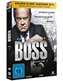 Boss - Die komplette 1.Staffel [3 DVDs]