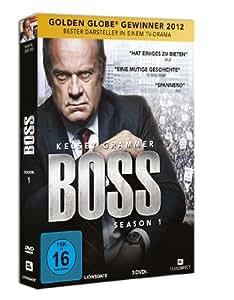 Boss - Die komplette 1.Staffel [3 DVDs]
